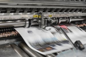 Photo of Printing Press